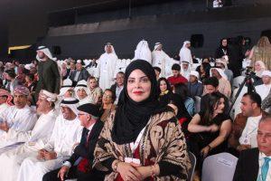 مع الفائزين بالقصة القصيرة المركز الاول والثاني والثالث جائزة الشيخ راشد للإبداع عن فئة القصة القصيرة في الفجيرة ٢٠٢٠